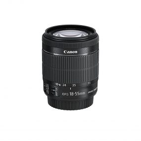 Canon EF-S 18-55mm f/3.5 – 5.6 IS STM