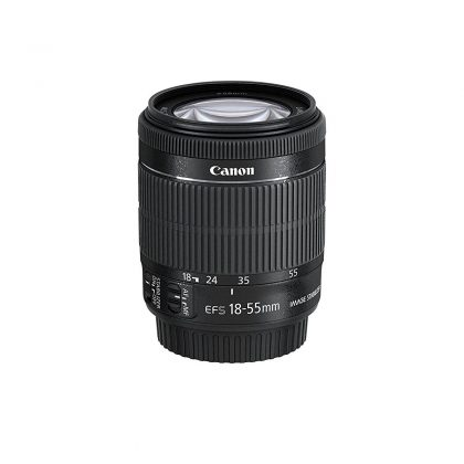 Canon EF-S 18-55mm f/3.5 - 5.6 IS STM