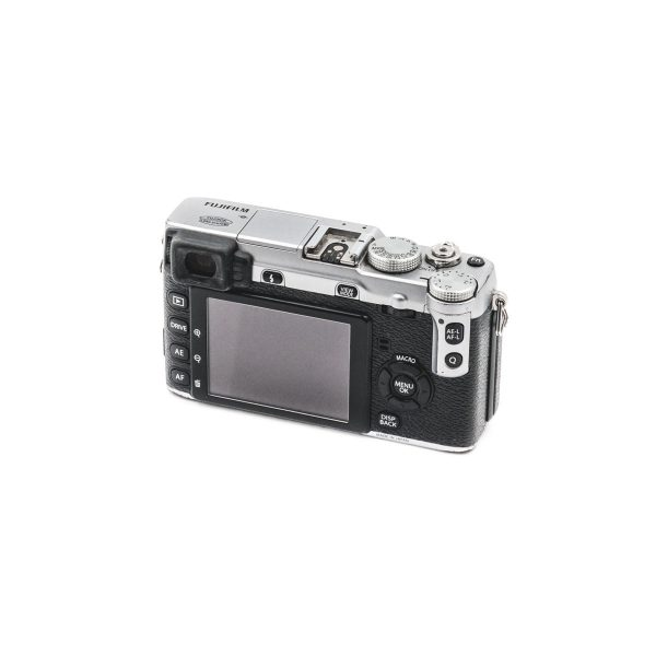 Fujifilm X-E1 - Käytetty