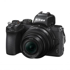Nikon Z50 + Nikkor Z DX 16-50mm f/3.5-6.3 VR