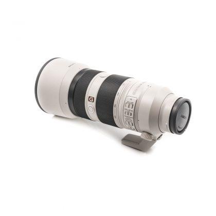 Sony 100-400mm f/4.5-5.6 GM OSS (Takuuta 19kk, sis. ALV 24%, Kunto K5) - Käytetty