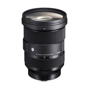 Sigma 24-70mm f/2.8 DG DN Art – Sony FE