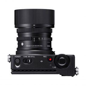 Sigma fp + Sigma 45mm f/2.8 C DG DN