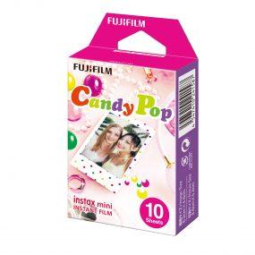 Fujifilm Instax Film Mini Candypop 10