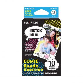 Fujifilm Instax Film Mini Comic 10