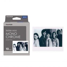 Fujifilm Instax Film Mini Monochrome 10