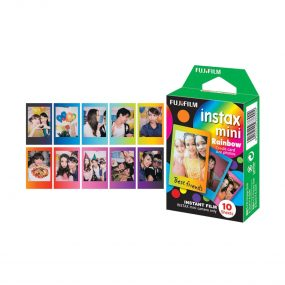 Fujifilm Instax Film Mini Rainbow 10