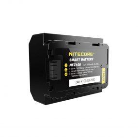 Nitecore NFZ100 / NP-FZ100 tarvikeakku