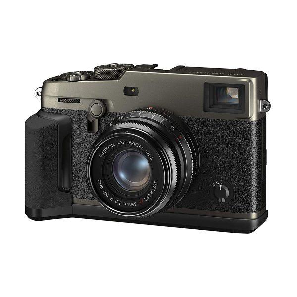 Fujifilm MHG-XPRO3 kamerassa
