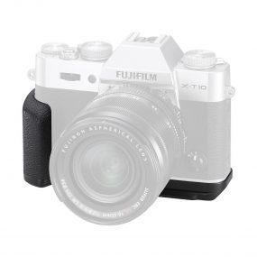 MHG-XT10 – Metallinen käsikahva X-T10 kameroille