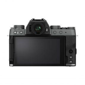 Fujifilm X-T200 Tumman hopea + XC 15-45mm f/3.5-5.6 OIS PZ objektiivi