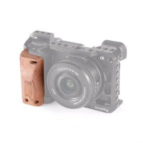 SmallRig Wooden Handgrip for Sony A6400 Cage APS2318 havaintokuva