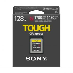 Sony 128GB CFexpress Type B TOUGH