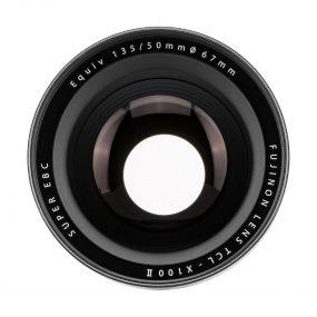 Fujifilm TCL-X100 II Telekonversio linssi hopea