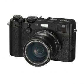 Fujifilm WCL-X100 II Laajakonversio linssi musta
