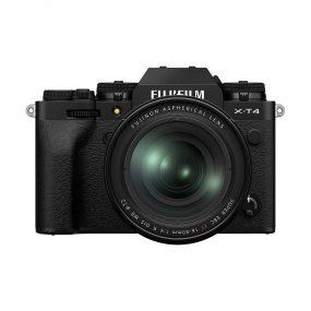 Fujifilm X-T4 Musta