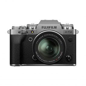 Fujifilm X-T4 hopea + Fujinon 18-55mm