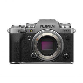 Fujifilm X-T4 hopea