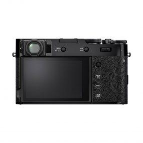 Fujifilm X100V – Musta