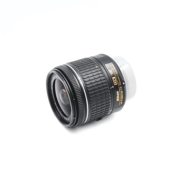 nikkor 18-55mm f3.5-5.6 dx vr 2
