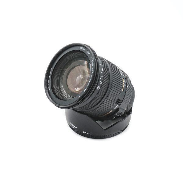 sigma 17-50mm f2.8 nikon 2