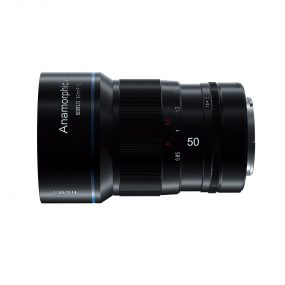 Sirui Anamorphic Lens 1,33x 50mm f/1.8 – Sony E-Mount