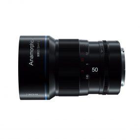 Sirui Anamorphic Lens 1,33x 50mm f/1.8 – Fuji X-Mount