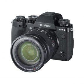 Fujifilm X-T3 + Fujinon 16-80mm f/2.8-4 OIS – Musta