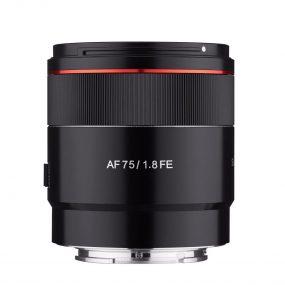 Samyang AF 75mm f/1.8 FE – Sony E