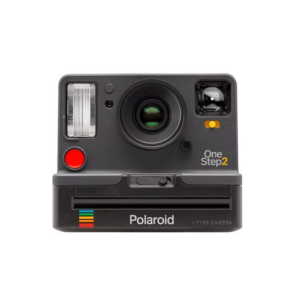 Polaroid Originals OneStep 2 VF Graphite Edition