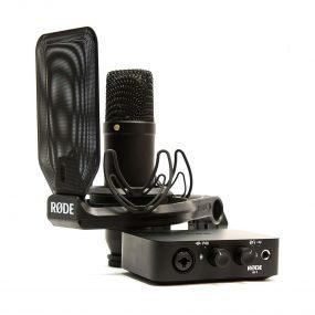 Rode NT1/Ai1 Complete Studio Kit