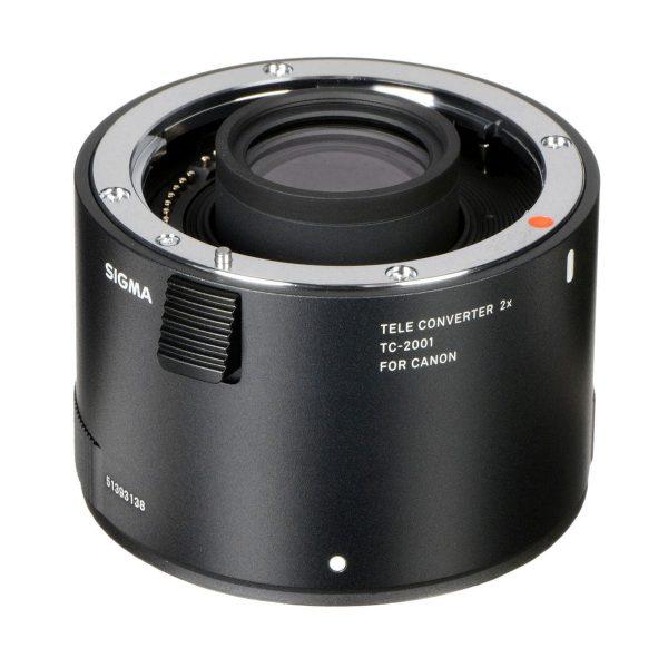Sigma TC-2001 2x Telejatke – Canon EF