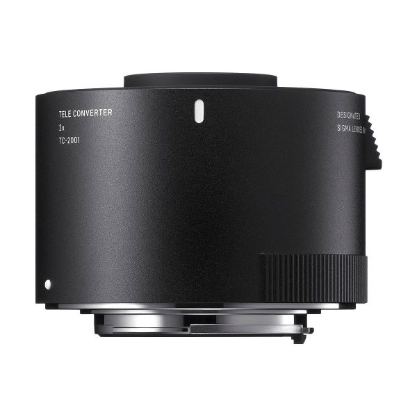Sigma TC-2001 2x Telejatke – Nikon F