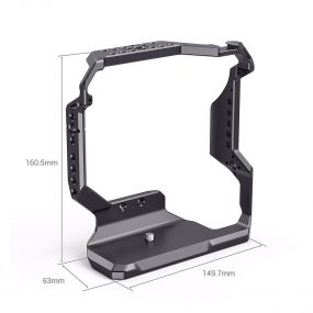 SmallRig 2810 Cage for X-T4 with VG-XT4