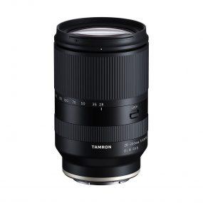 Tamron 28-200 mm F/2.8-5.6 Di III RXD – Sony E