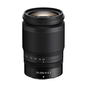 NIKKOR Z 24-200mm f/4 – 6.3 VR