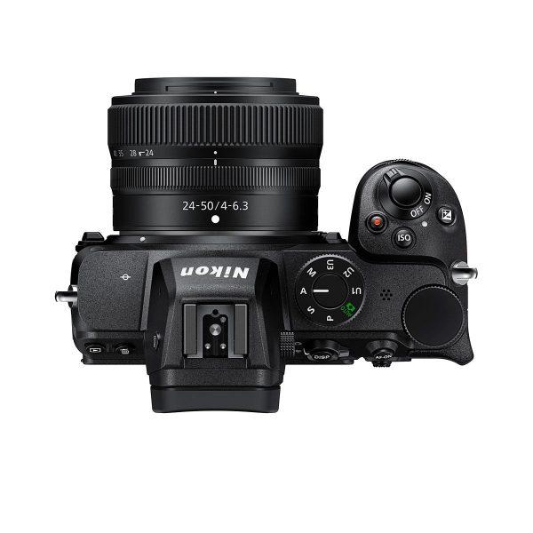 Nikon Z5 – Peilitön Järjestelmäkamera