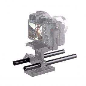 Smallrig 1051 15mm Alu Alloy Rods (M12-20CM)