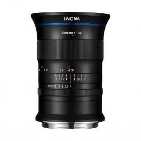 Venus Optics Laowa 17mm f/4 GFX Zero-D – Fuji G