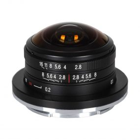 Venus Optics Laowa 4mm f/2.8 Circular Fisheye – Fuji X