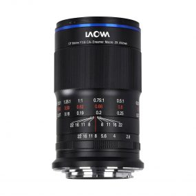 Venus Optics Laowa 65mm f/2.8 2X Ultra-Macro Lens – Fuji X