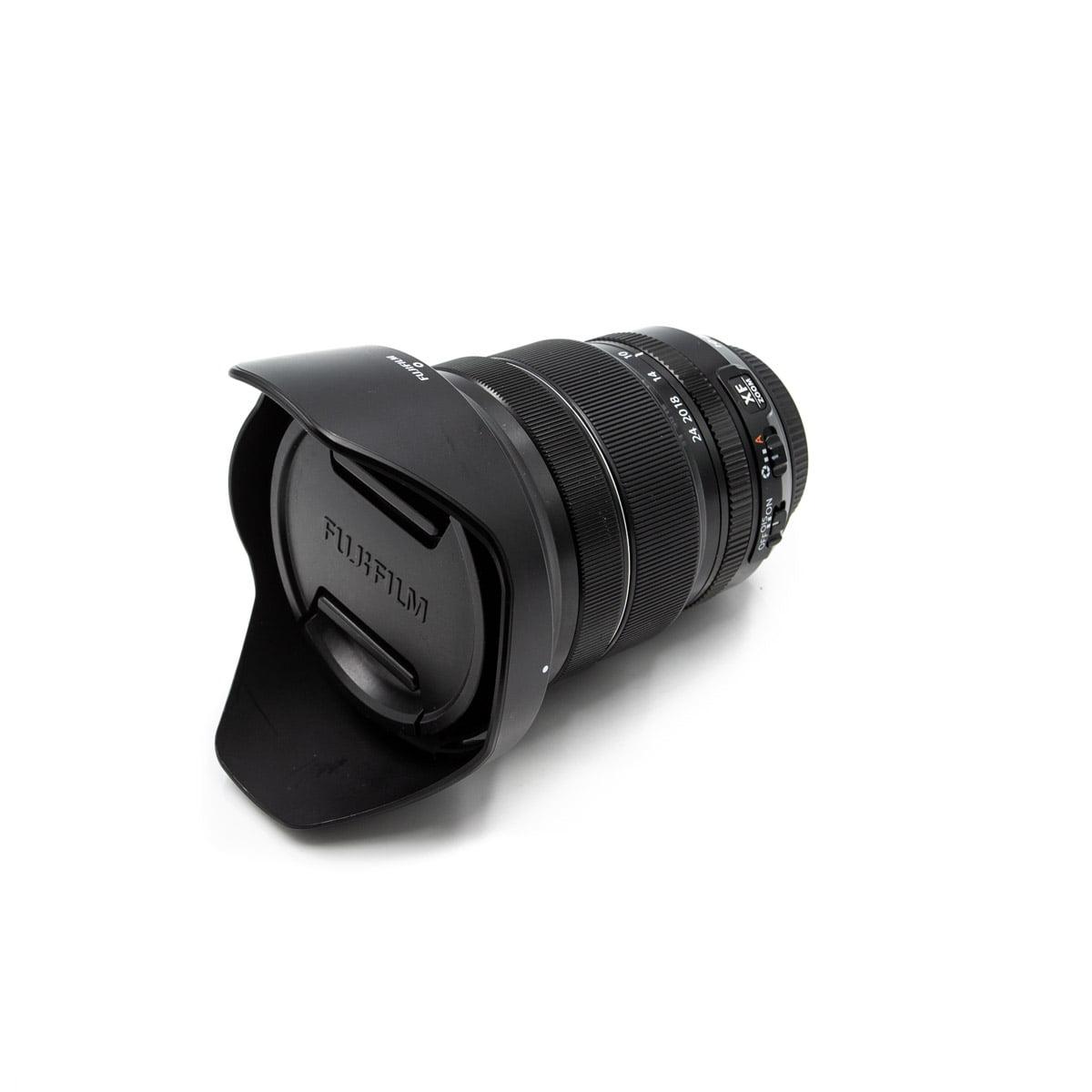 Fujinon / Fujifilm 10-24mm F4 OIS (Kunto K5, Takuu 12kk) – Käytetty