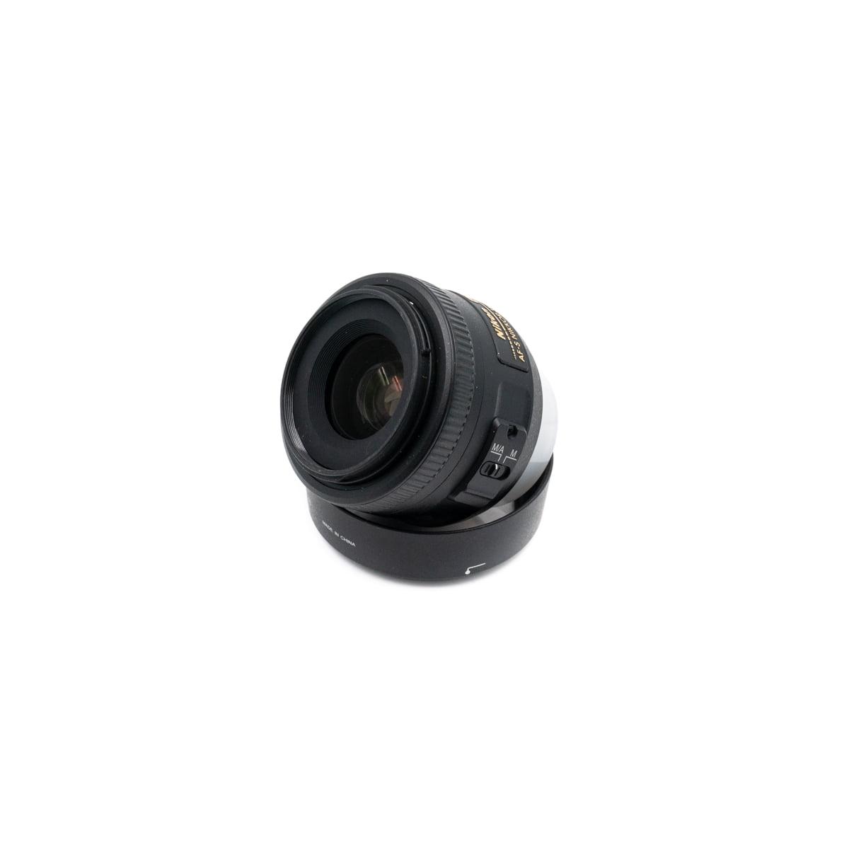nikon 35mm f1.8 dx 1