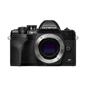 Olympus OM-D E-M10 Mark IV – musta