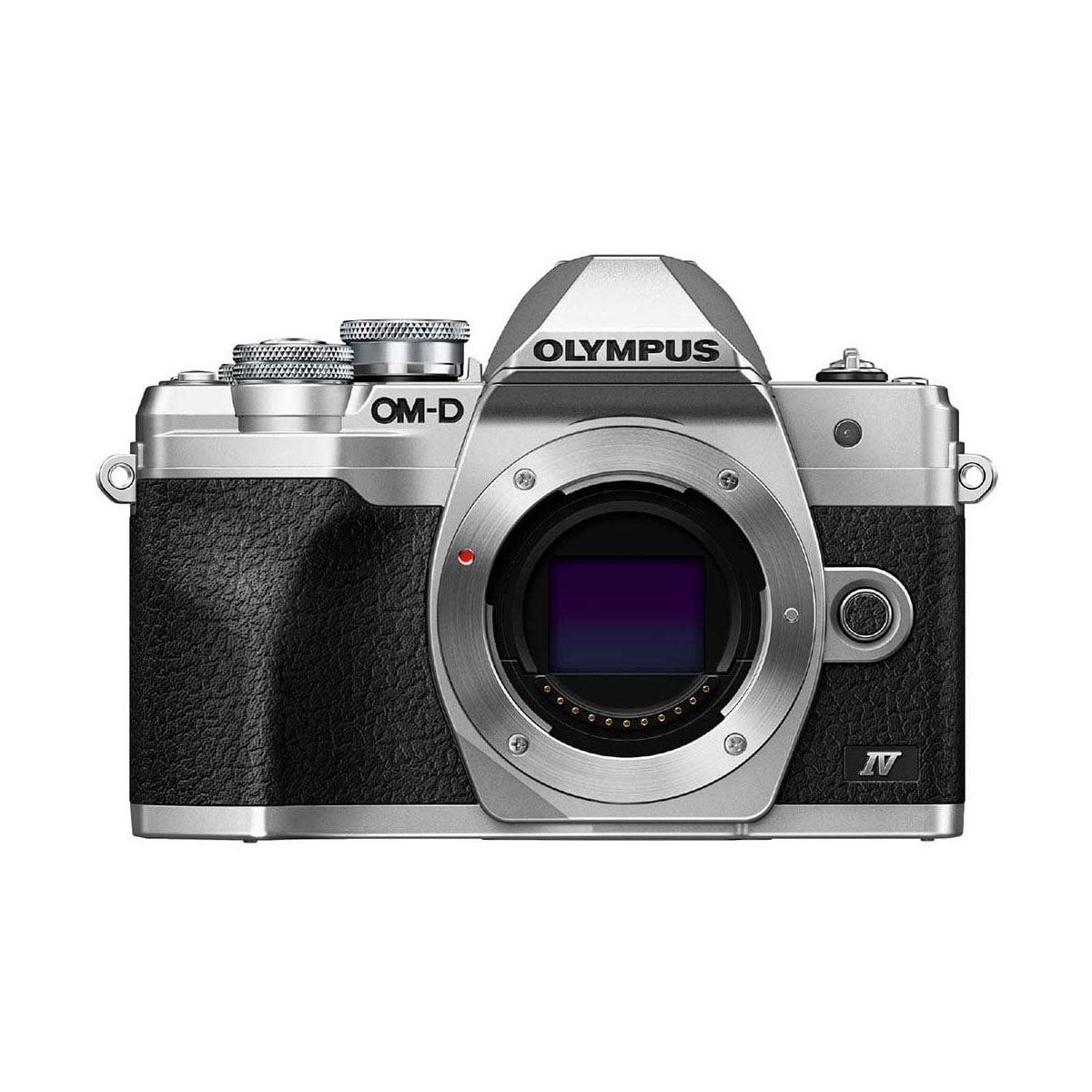 Olympus OM-D E-M10 Mark IV – hopea
