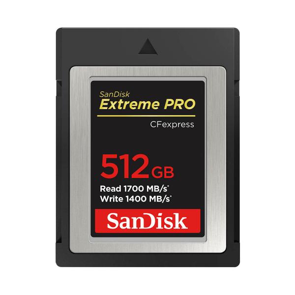 Sandisk Extreme Pro Type B CFexpress 512GB