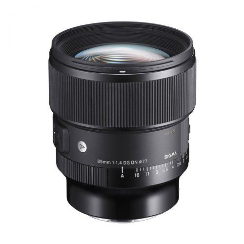 Sigma 85mm f/1.4 DG DN Art – Sony E