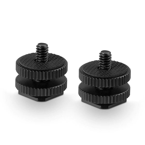 SmallRig Cold Shoe Adapter Pack (2 kpl) 1631