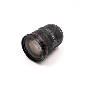 Canon 24-70mm f/2.8 L II USM (Kunto K5) – Käytetty