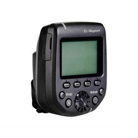 Elinchrom ELSP-HS EL-Skyport lähetin Nikon (sis. ALV24%) – Käytetty